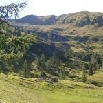 Pitzachhütte - zuletzt 1930 bewirtschaftet - jetzt verfallen