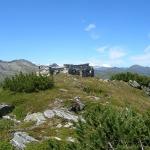 Am Bergrücken zwischen Schödertal und Kreealmtal