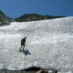 Gletscher - Spielweise für kleine Kinder
