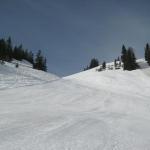 Himmelreich Abfahrt - 100% Naturschnee