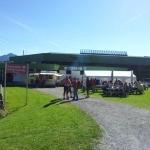 Gastronomische Rundumverpflegung an allen Seilbahnstationen