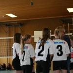 Die sympathische Mannschaft der Hauptschule Bad Hofgastein