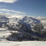 Blick zurück zum Filzmooshörndl, 2.189 m
