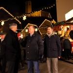 """Beim Live-Einstieg von """"Salzburg Heute"""" vom Bergadvent zum Thema HolidayCheck"""