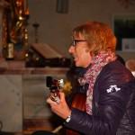 Lehrerin Andrea Gruber hat das Hirtenspiel mit den Kindern der 4a der VS Großarltal einstudiert