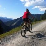 Mountainbiketour zur Heugathalm - Einsteigertour (ca. 1 Stunde vom Marktplatz Großarl weg gerechnet)