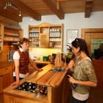 Jasmin zu Gast bei Doris im Bauernladenstüberl im Talschluss