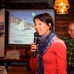 Christina Schwann, Projektpräsentation Bergsteigerdörfer