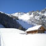 Schneeschuhwanderung - Hirschgrubenalm