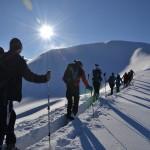 Skitour - Kreuzeck