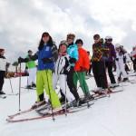 Skiguiding mit Wirten aus dem Großarltal