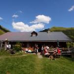 Draugsteinalm Schrambachhütte