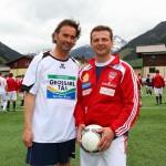 Sepp Kendlbacher (Hotel Moargut) und Christian Gaspar (Küchenchef Moargut)