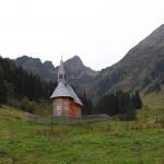 Die neue Kapelle im Aigenalmtal
