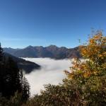 Herrlicher Hebstmorgen auf den Bergen 3
