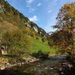 Herbst an der Großarler Ache in Hüttschlag 3