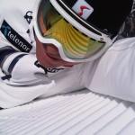 """""""Skifahrer auf frischer Piste"""" - Jaroslav Laclavik"""