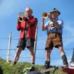 Unsere Weisenbläser - Rupert und Max