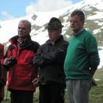 Koordinator Franz Moser, Bgm. Toferer, Bgm. Pfeifenberger