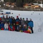 Gruppenbild mit Eisbären