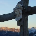 Das Kreuz am Wetterkreuzsattel - der Herrgott wacht über dem Großarltal