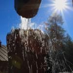 Wasserrad bei der Igltalalm 2