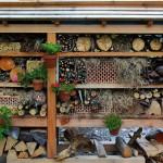 Insektenhotel im Talmuseum 5
