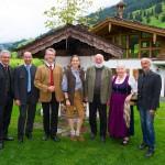 Gerhard Draxler (Dir. ORF Steiermark), Martin Zeppezauer (GTG), Thomas Wirnsperger, Elisabeth Eisner (Regie), Sepp & Helli Forcher, Helmut Gesslbauer (Produktionsleiter)