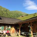 Kreehütte im Hüttschlager Kreealmgebiet