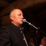 Gruß- & Dankesworte von Hüttschlags Bürgermeister Hans Toferer