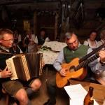 Die Aubichi-Musikanten: Kaspar Fischbacher und Peter Windhofer