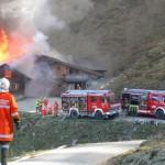 Brandbekämpfung (Bild: Haugenender)
