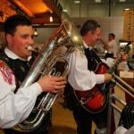 Musik verbindet: Slowenische Musik bei Salzburger Gastlichkeit (und Bier) in Wien