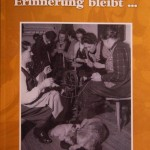 """Buch-Titelseite """"Damit es in Erinnerung bleibt ..."""""""
