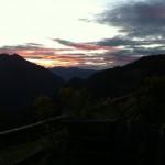 Sonnenuntergang - Der Himmel brennt