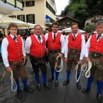 Klöckergruppe Großarl