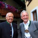 Walter Mooslechner und Max Viehhauser