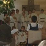 Besonders freut die Altersheimbewohner die jährliche Erstkommunion