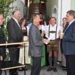 Bgm. Hans Rohrmoser dankt für die wertvolle geleistete Arbeit