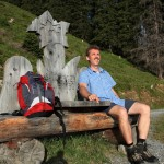 Rast am Salzburger Almenweg