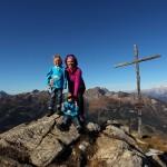 Gipfelrast am Saukarkopf