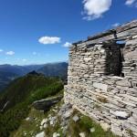 Blick vom Schöder-Wachthaus talauswärts