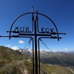 Ein ganz besonderes Kreuz ziert das Mureck
