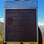 Schatulle für Gipfelbuch am Mureck