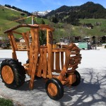 Spiel-Traktor