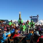 """... Après Ski bei Sonnenschein - hohoho ..."""