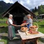 Beim Brotbacken - mmmh
