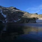 Unterer Schwarzsee mit Blick zum Weinschnabel