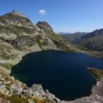 Blick auf den unteren Schwarzsee