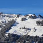 Blick ins Skigebiet, 28. Nov. 2015